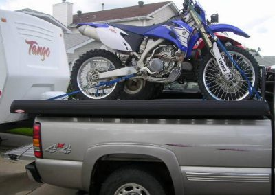Chev LB MOTORCYCLE No Ext No Winch No Smart Boxx