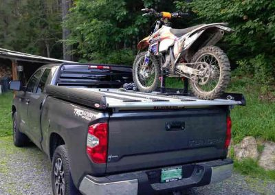 Toyota SB MOTORCYCLE No Ext No Winch No Smart Boxx
