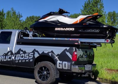 F350 With Seadoo
