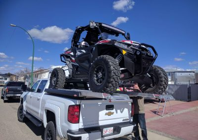 Chev SB UTV UTV Ext Winch No Smart Boxx